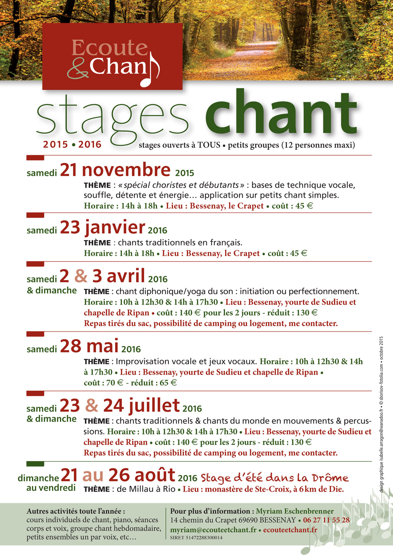 Stages   Roulottes et Compagnies 817d3d49fbe